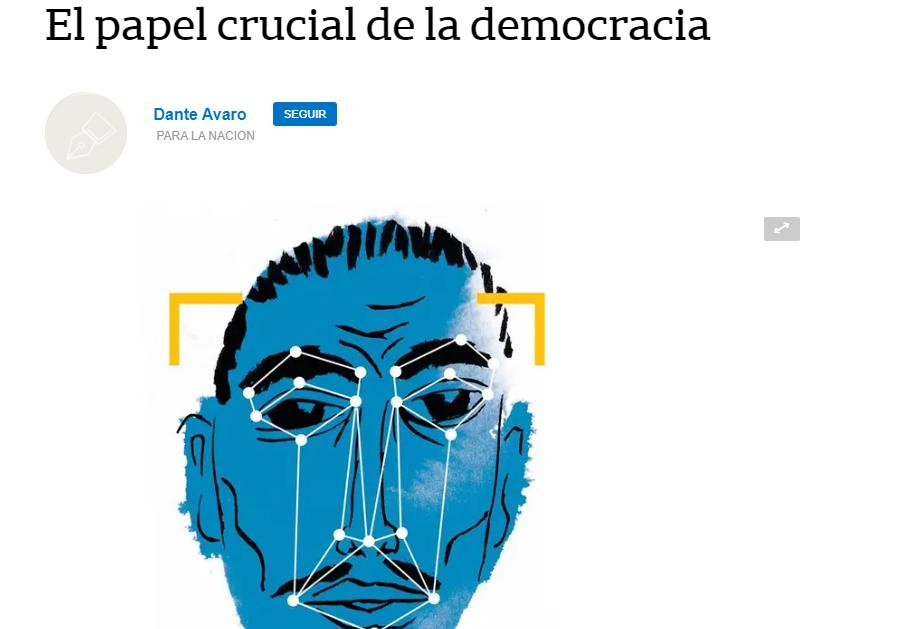 Inteligencia artificial y democracia